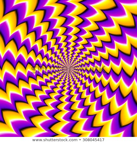 Optical illusion of motion. stock photo © Sylverarts