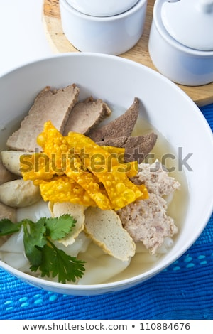 soup/broth stock photo © M-studio