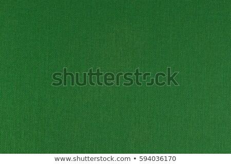 грубо зеленый текстильной текстуры Сток-фото © erierika