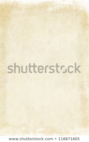 Vintage paper with stains corners.  Stock photo © pashabo
