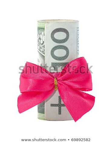 polish money gift with clipping path stock photo © sqback