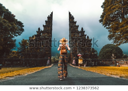 Indonesien Woman Stock photo © hlehnerer