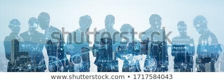 global partnership concept Stock photo © Kirill_M