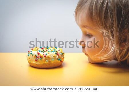 Childhood obesity  Stock photo © wellphoto