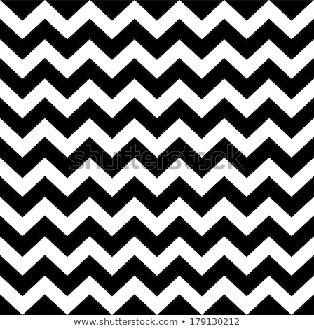 Stock photo: seamless zig zag pattern texture