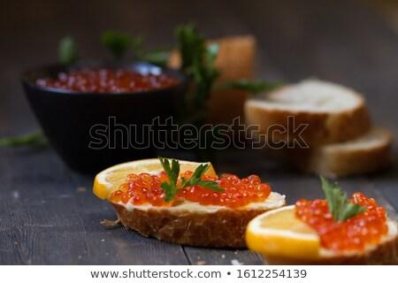 pan · peces · dos · cesta · religión - foto stock © adamr