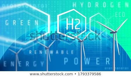 H2O Power Stock photo © burakowski