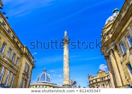 Gray monuments Stock photo © olandsfokus