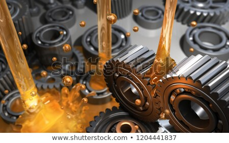 greased illustration Stock photo © ssuaphoto