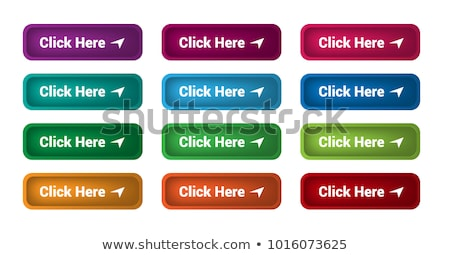 téléchargement · ici · bleu · vecteur · icône · design - photo stock © rizwanali3d