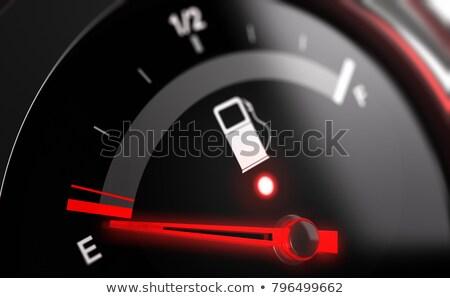 falta · combustível · empresário · bombear · negócio · energia - foto stock © alphaspirit