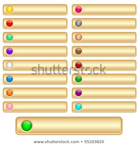 検索 金 ベクトル webボタン アイコン ストックフォト © rizwanali3d