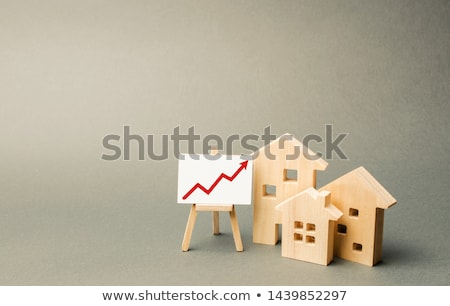 Home Mortgage Rates Stock photo © Lightsource
