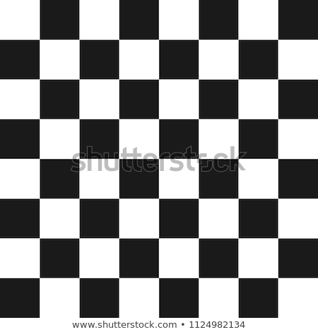 Chessboard in black and white Stock photo © rmbarricarte