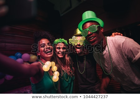 picture of shamrock for st patricks day stock photo © wavebreak_media