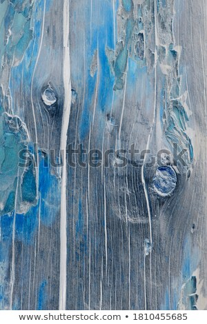 Background texture of blue stained wood Stock photo © ozgur