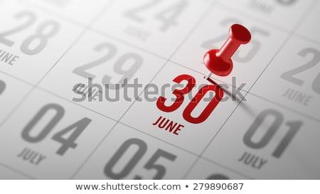 30th June Stock photo © Oakozhan