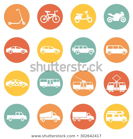 SUV vector illustration clip-art image automobile Stock photo © vectorworks51