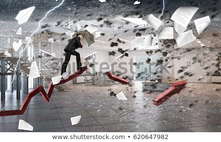 chaos and risk stock photo © lightsource
