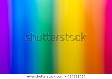 抽象的な 虹 色 緑 青 赤 ストックフォト © manfredxy