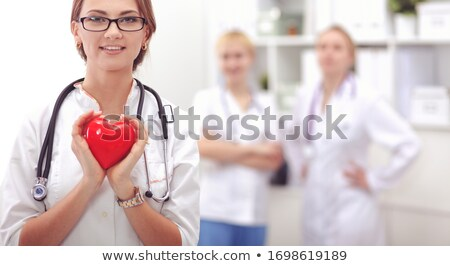 heart medicine concept stock photo © lightsource