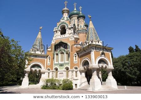 русский · православный · собора · Таллин · Эстония · здании - Сток-фото © backyardproductions