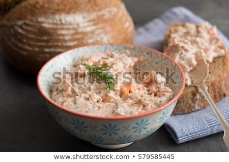 bowl of fish spread Stock photo © Digifoodstock