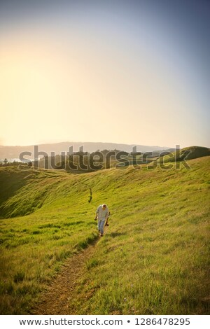 Follow the path  from 1 to 50 Stock photo © Olena