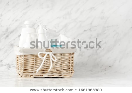 spa and bathroom accessories stock photo © marilyna