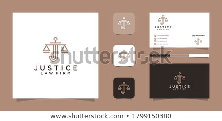 Law Services Symbol Stock photo © Lightsource