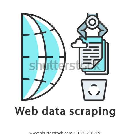 Data Scraping Stock photo © Lightsource