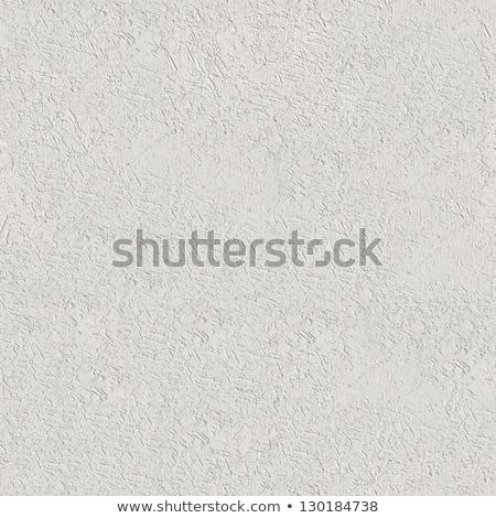 Decorative Plaster. Seamless Tileable Texture. Stock photo © tashatuvango