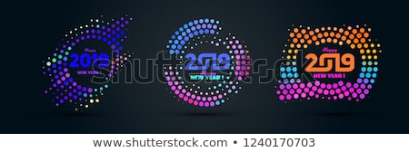 A dance party logo Stock photo © bluering