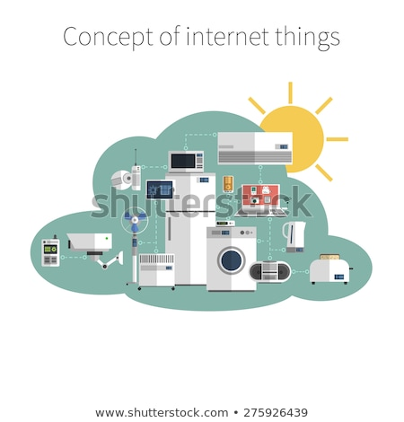 Smart House and Internet of Things Banners Stock photo © -TAlex-