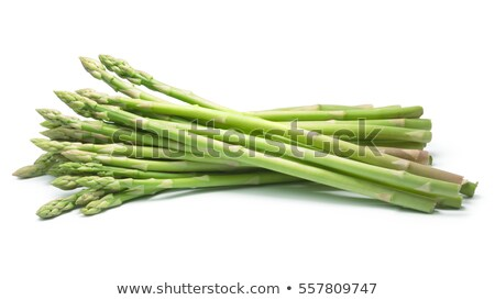 Shoots of green asparagus, paths Stock photo © maxsol7