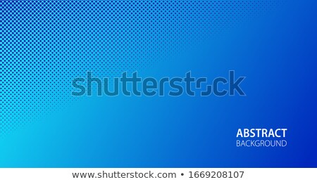 Blanco azul medios tonos patrón retro vintage Foto stock © SArts