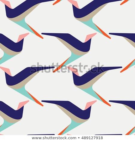 Twórczej bezszwowy geometryczny wzór asian projektu Zdjęcia stock © ExpressVectors