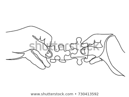 Kreatív üzlet megoldás bemutató vektor metafora Stock fotó © RAStudio