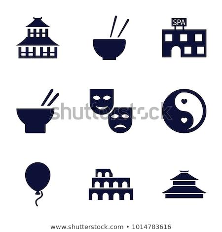 chinese culture icons stock photo © sahua