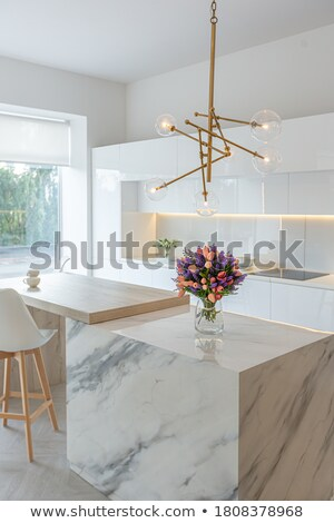 Iç modern mobilya ev ev dinlenmek Stok fotoğraf © jordygraph