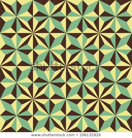 мозаика плитки фон синий розовый Сток-фото © gant