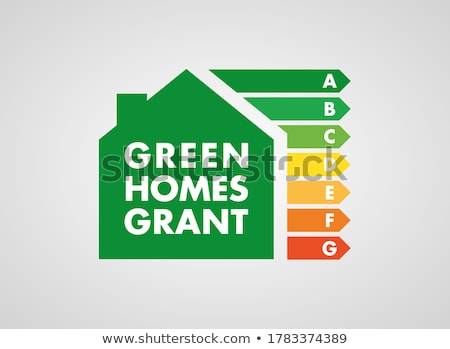Green Home Stock photo © xedos45
