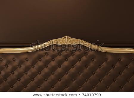 lusso · beige · texture · pelle · pattern · reale - foto d'archivio © victoria_andreas