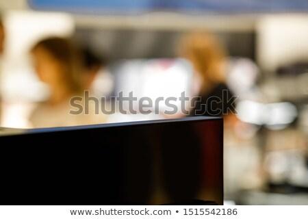 Stockfoto: Vrouwelijke · lichaam · exemplaar · ruimte · naakt · vrouw