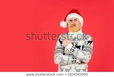 Odio tiempo año empresario fiesta Foto stock © jayfish