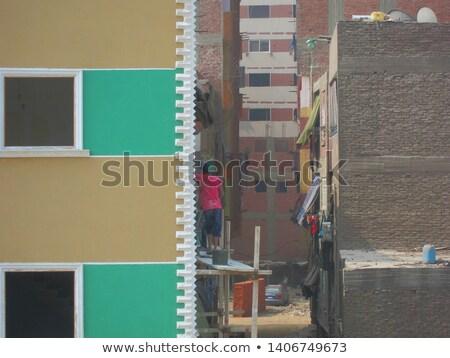 14 industrial arquitectura seguridad tubo ingeniería Foto stock © LianeM