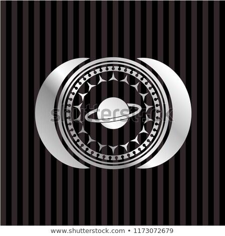 темно знак Кнопки аннотация вектора искусства Сток-фото © robertosch