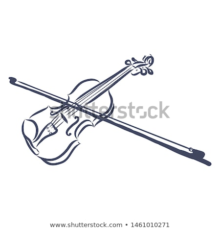 Violin or fiddle  Stock photo © dogford_studios