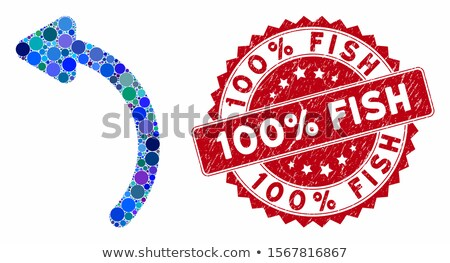 кит · кальмар · сперма · гигант · ретро - Сток-фото © ntnt