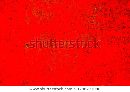 Granulated Red Metal Surface. Stock photo © tashatuvango